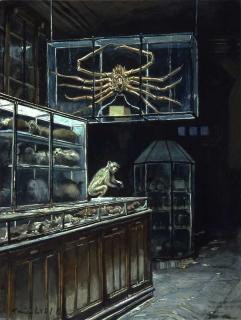 Jürg Kreienbühl à la Galerie Alain Blondel