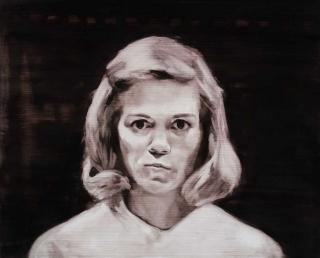 María Dávila Sin titulo II 2015 Dramatis personae painting peinture