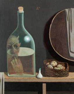 Ivan Lubennikov Loubennikov La Remise 2014 painting peinture