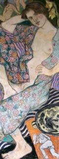 Michael Bastow Unreliable Memory (The Awakening) pastel