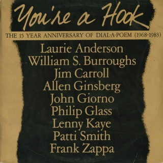 You're A Hook: The 15 Year Anniversary of Dial-A-Poem (1968-1983)