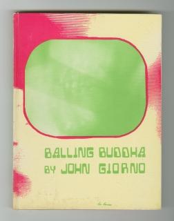 Balling Buddha by John Giorno, 1970