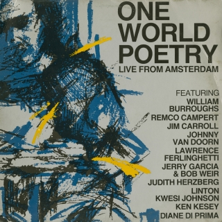 One World Poetry Live from Amsterdam