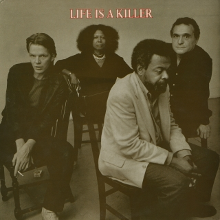The Dial-A-Poem Poets: Life Is A Killer