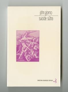 Suicide Sûtra by John Giorno, 1980