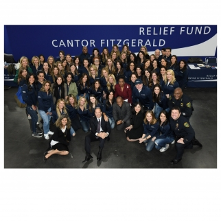 CANTOR FITZGERALD HURRICANE HARVEY RELIEF FUND