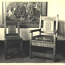 Furniture by William P. Henderson