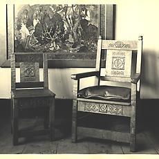Furniture by William P. Henderson