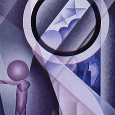 Raymond Jonson (1891-1982) - Paintings and Drawings