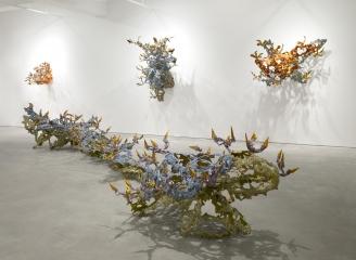 Richard Van Buren: New Sculpture