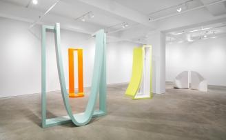 George Sugarman: Painted Wood