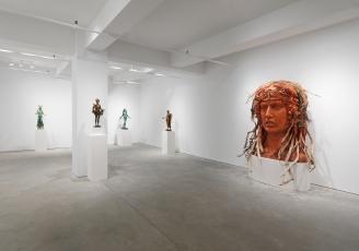 Audrey Flack: Sculpture, 1989-2012