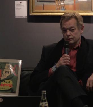 OAF Talks: Karel Appel et l'influence l'art outsider