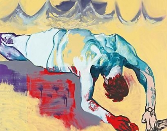Martin Kippenberger  Raft of the Medusa