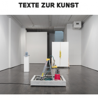 Margaret Lee in Texte zur kunst