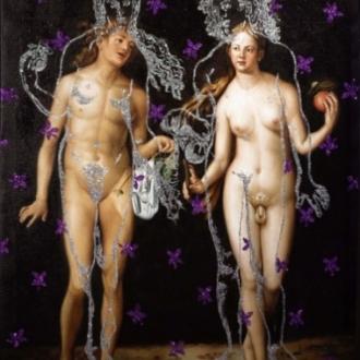 Williams Carmona resume 30 años de trabajo artístico en una exposición en Nueva York