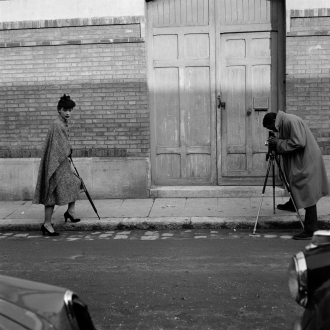 Gordon Parks: Fashion Photographer