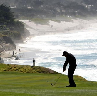 2016 Texas National Golf Tournament - Pebble Beach, California