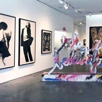 Taglialatella Galleries featured in ARTRAVEL Magazine