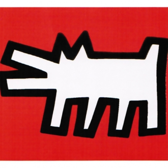 Keith Haring & Friends in Paris