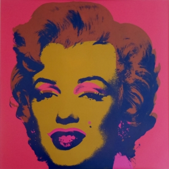 Taglialatella Galleries and Arts for a Better World Presents: 100 Warhols