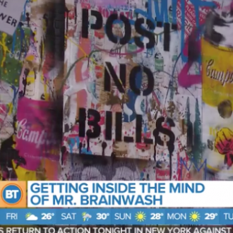 Getting inside the mind of Mr. Brainwash