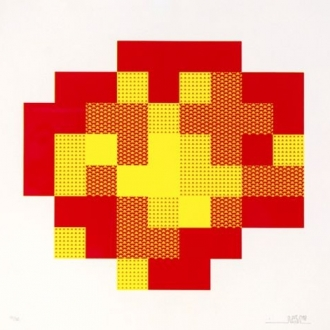 """""""GAME ON! The Art of Invader"""" at Taglialatella Galleries"""
