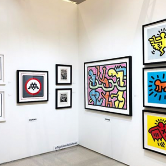 Chelsea Galleries flock to Saratoga Springs, New York for Reveal Art Fair