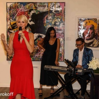 Taglialatella Palm Beach Hosts: Society For The Preservation of the Great American Songbook