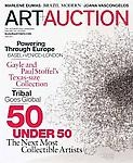 """Julie Mehretu and Tom Friedman featured in Art + Auction's """"50 Under 50: Next Most Collectible Artists"""""""