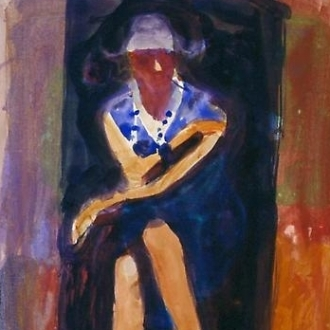 REVIEW: DIEBENKORN FIGURATIVE WORKS ON PAPER