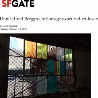 Untitled and Berggruen: homage to art and art-lovers and dealers
