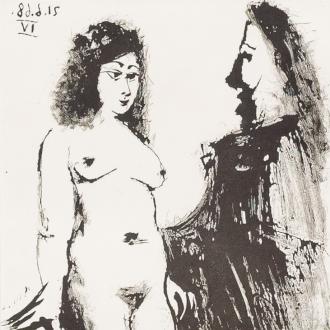 Pablo Picasso Rare Proofs