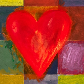 Jim Dine | Printmaker