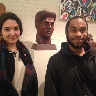 Foundation welcomes interns Maia Ferrari and Jonathan Bromley for Spring 2016