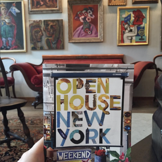 Foundation opens to almost 1,000 visitors for Open House New York Weekend 2017