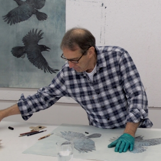 The John Alexander Print Project at Rice University