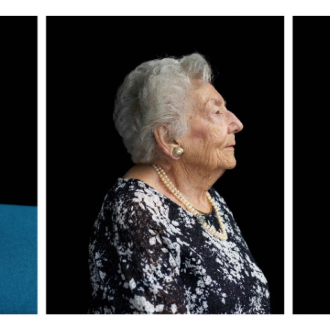 """""""Generations: Portraits of Holocaust Survivors"""" at the Imperial War Museum, London"""