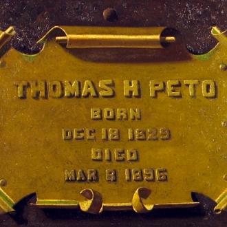 John Frederick Peto
