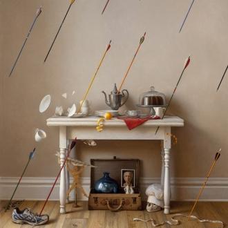Scott Fraser Featured in Fine Art Connoisseur