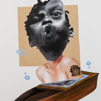 Deborah Roberts at Art Basel Miami Beach Highlighted by the Financial Times