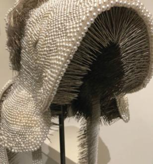 Lalla Essaydi exhibiting at Lexington Museum