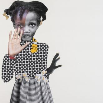 Deborah Roberts and Aida Muluneh at Untitled San Francisco Highlighted by Forbes