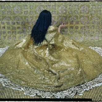 Current: Lalla Essaydi Exhibiting at National Museum of Women in the Arts