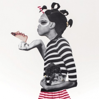 Current: Deborah Roberts Exhibiting at the Spelman College Museum of Fine Art