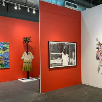 Artsy names Jenkins Johnson Gallery as one of the 10 best booths at the Armory Show