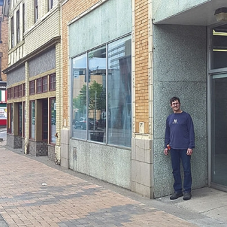 September 14, 2017: Business North covers the gallery
