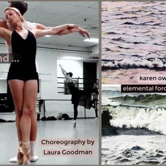 Oct 2018: Brief engagement: Art and Ballet