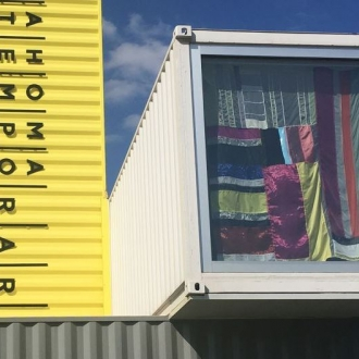 July, 2017: Rachel Hayes: Oklahoma Contemporary Showroom I Showcase