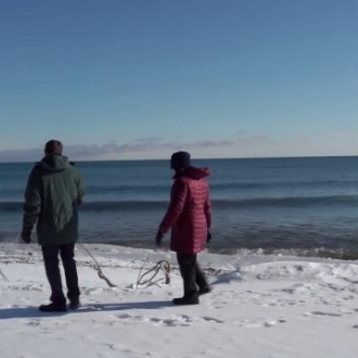 February 2018: Joe and Karen are interviewed for Making it up North series